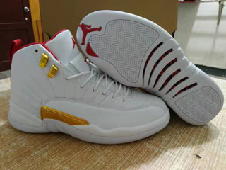Authentic Air Jordan 12 Retro-129