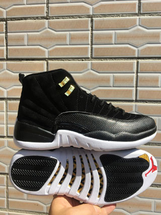 Authentic Air Jordan 12 Retro-130
