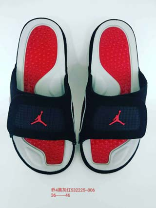 Air Jordan 4 Slipper Shoes-3