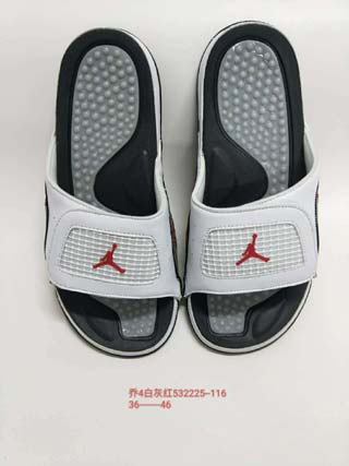 Air Jordan 4 Slipper Shoes-5