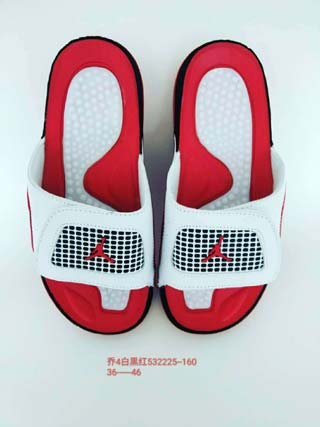 Air Jordan 4 Slipper Shoes-2