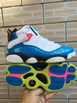Air Jordan 6 Rings Women Retro-3